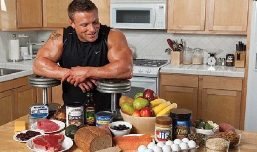 Protein Foods That Helps to Build Muscle