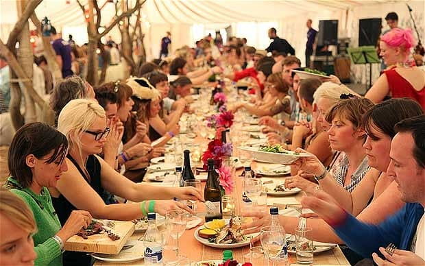 Free Tips To Organize A Weekend Food Festival