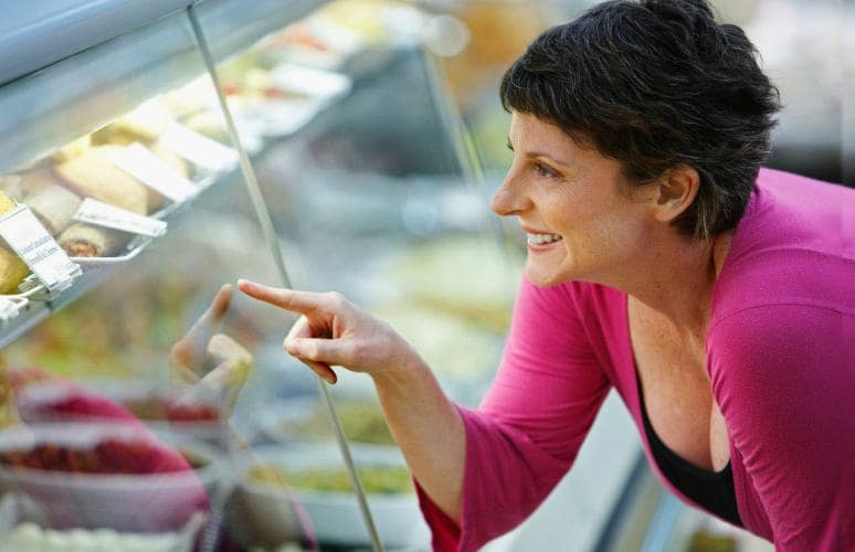 Choose Healthy Food When Eating At A Deli