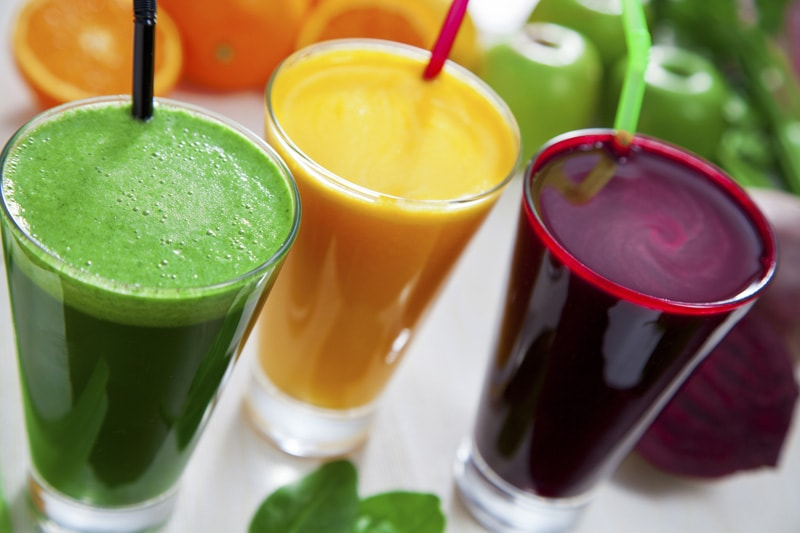 Free Dieting Tips to Lose Weight with Juicing