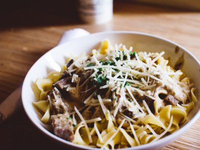 Lose Weight? Take A Nice Plate Of Pasta