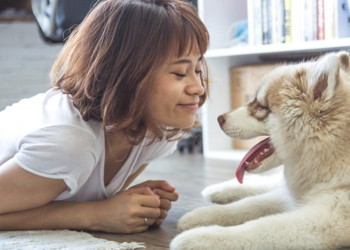 Study Proves Dog Owners Lives Healthier & Longer