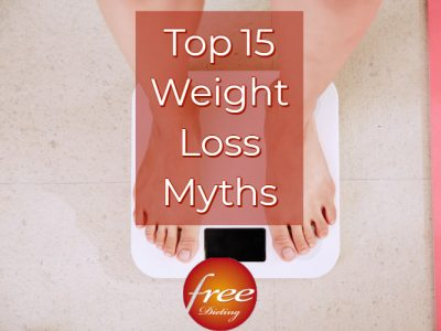 Top 15 Weight Loss Myths