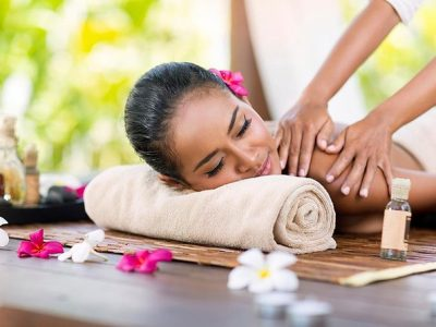 Massage in Case of Stress and Pain