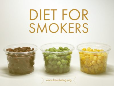 Diet for Smokers – Diet and Smoking Cessation