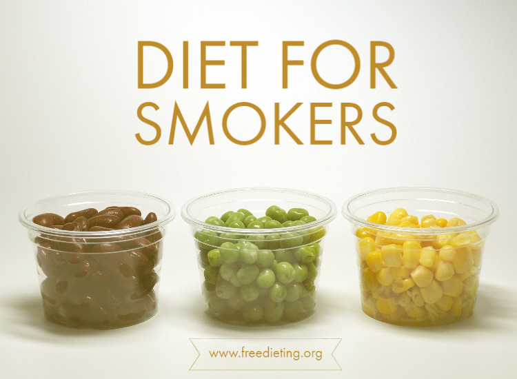 Diet for Smokers - Quit Smoking while Losing Weight
