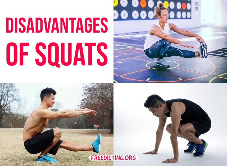 Disadwantages of Squats