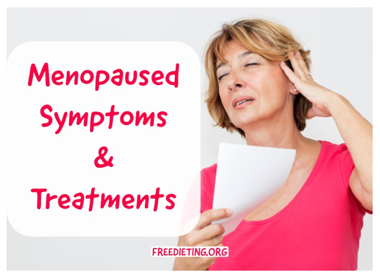 Menopaused Symptoms and Treatments