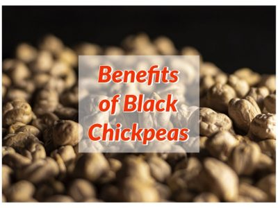 Black Chickpeas and Its Benefits