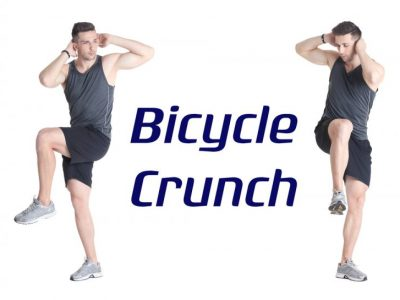 Benefits of Standing Bicycle Crunches