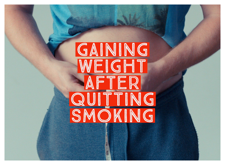 Gain Weight after Quitting Smoking