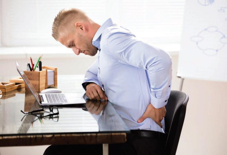 Low Back Pain Incorrect Posture