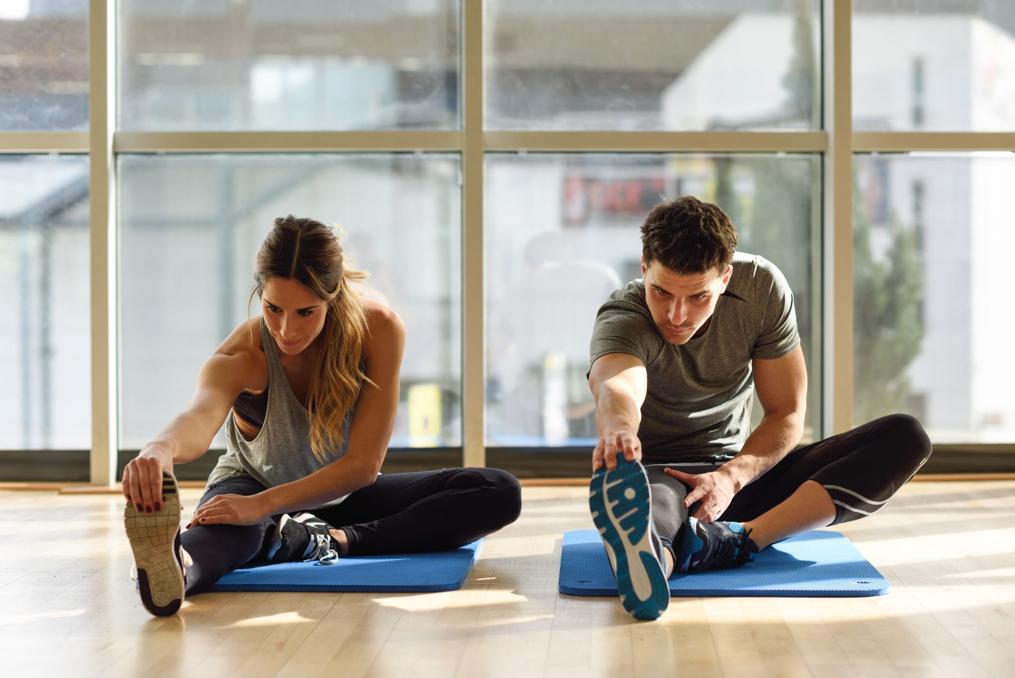 Pre-post Workout Stretch Exercises