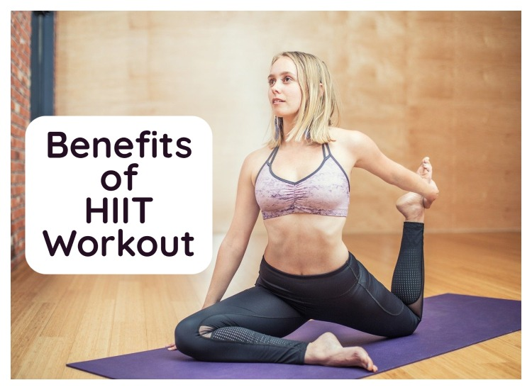 Benefits of HIIT Workout Training